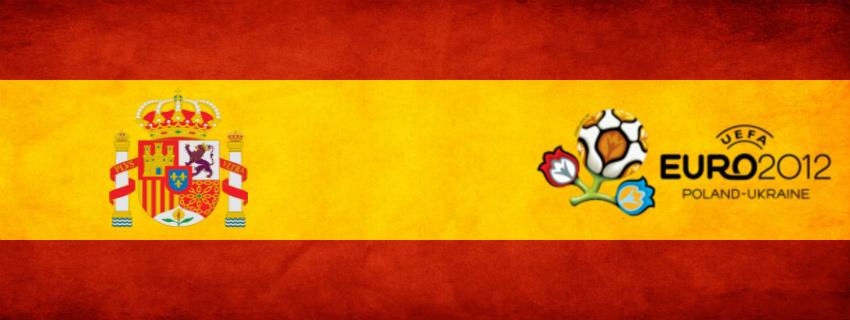 Spain Euro 2012 - Facebook Cover