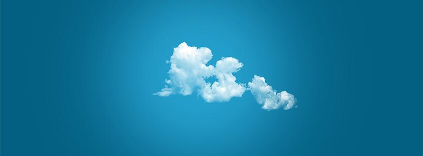 Cloud – Facebook cover