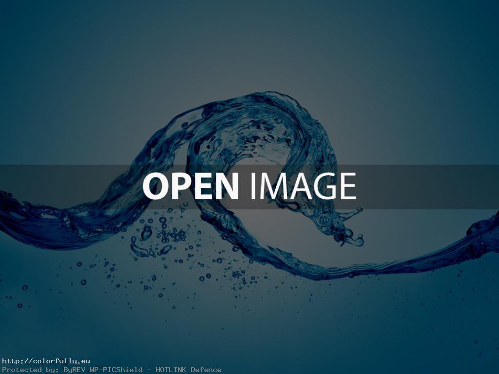 World water day! save the water