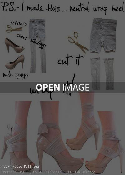 How to make Stily fashion shoes