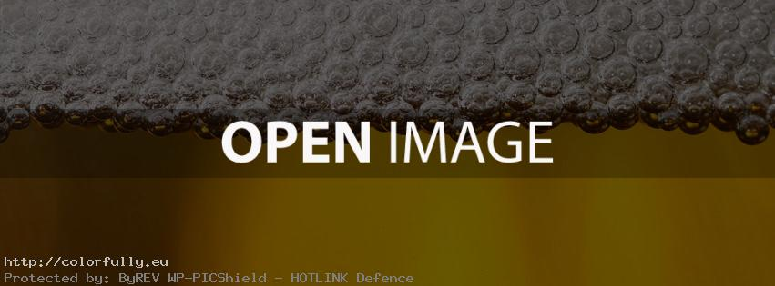 Beer facebook cover photo