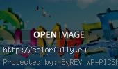 Colorful summer letters - Facebook cover