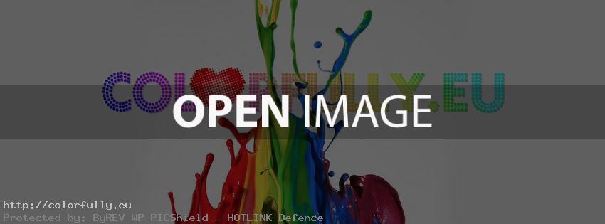 Colorfully.eu - Facebook cover
