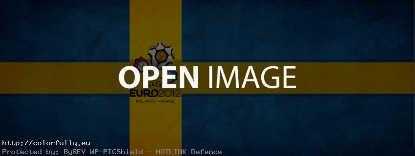 Sweden Euro 2012 - Facebook Cover