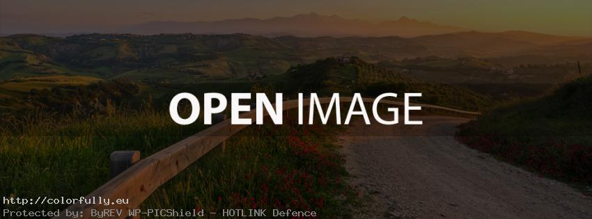 Beautiful nature landscape - Facebook Cover