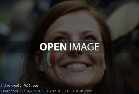Beauty irish fan girl – Euro 2012