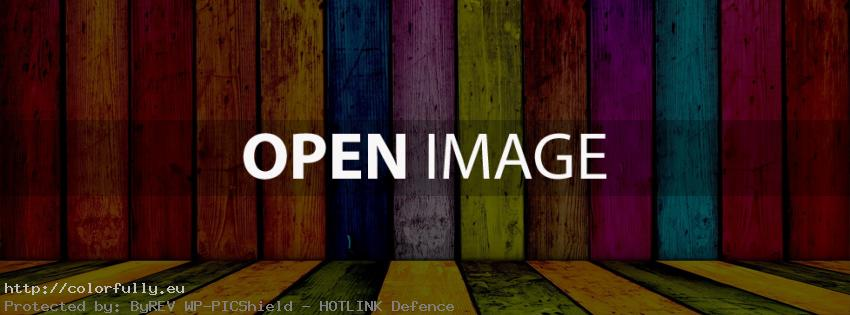 Colorful wall - Best Facebook Covers
