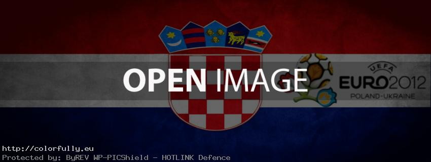 Croatia UEFA Euro 2012 - Facebook Cover
