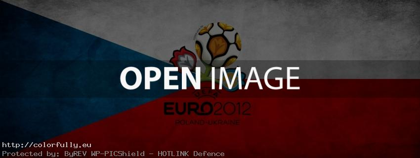 Czech Republic UEFA Euro 2012 - Facebook Cover