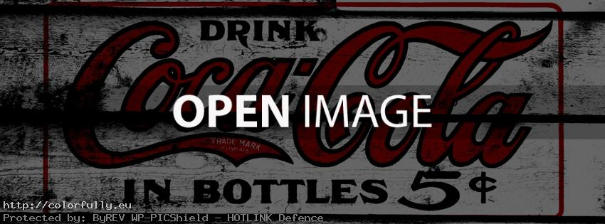 Coca Cola – Best Facebook Covers