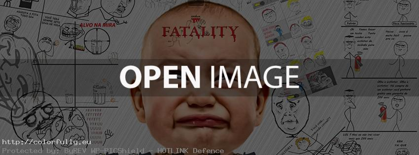 Fatality – Best Facebook Covers