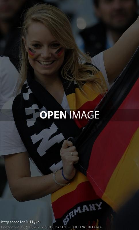 Sexy german girl – Euro 2012