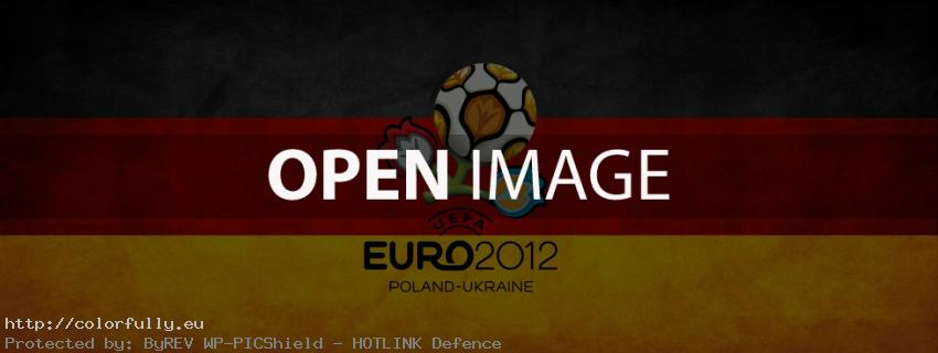 Germany UEFA Euro 2012 - Facebook Cover