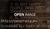 it-is-not-happy-people-who-are-thankful-typography