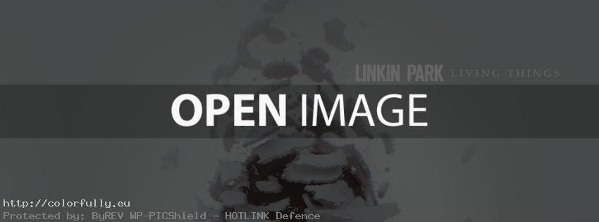Linkin Park – Facebook cover