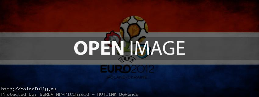 Netherlands Euro 2012 - Facebook Cover