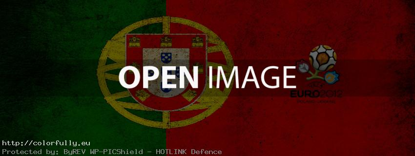 Portugal Euro 2012 - Facebook Cover