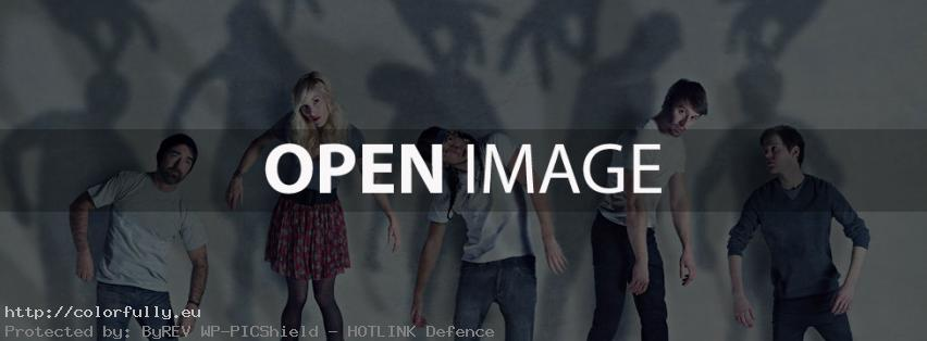 Puppets – Facebook cover