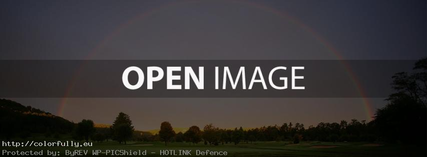 Rainbow - Facebook Cover without watermark