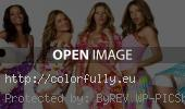 Victoria's Secret girls with pijamas - Facebook cover