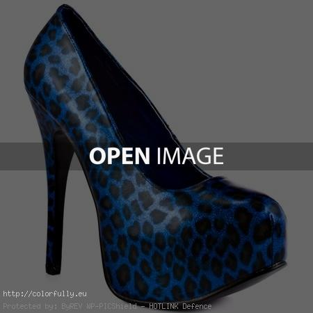 blue-leopard-high-heels-shoes-tiger-spots