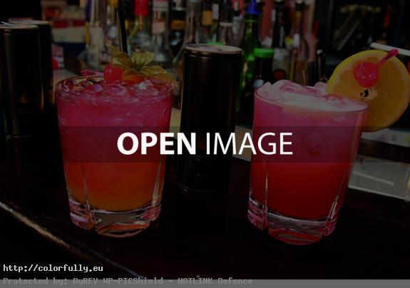 cocktails-pink-party, drink-ice-alcohol-bar-club