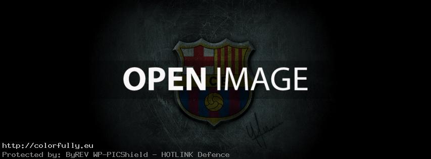 FC Barcelona – Facebook cover