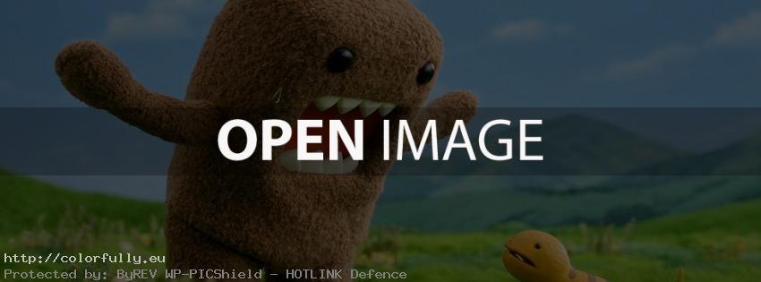 Scary, cute, funny – Facebook cover