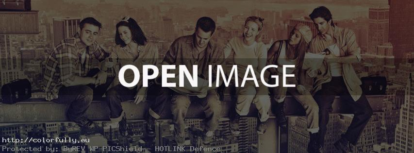 Friends forever – the movie – Facebook cover