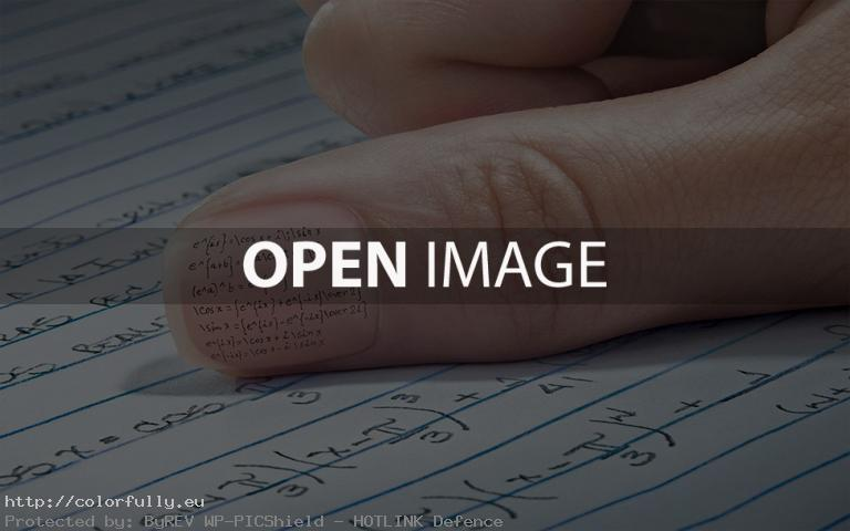 How to cheat on the exam – Facebook cover