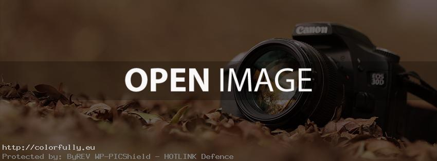 Autumn photography – Facebook cover