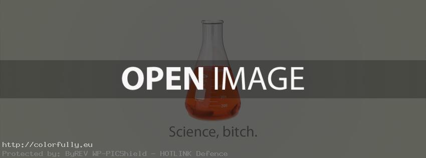 Science - Facebook cover