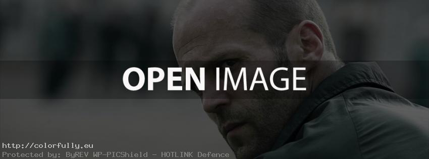 Jason Statham – Facebook cover