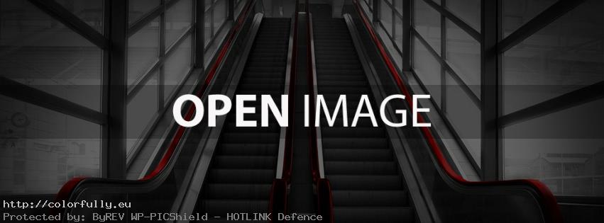 Escalators – Facebook cover