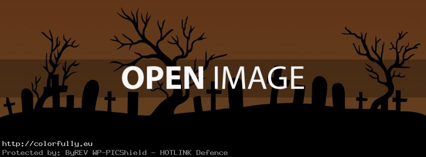 Happy Halloween – Facebook cover