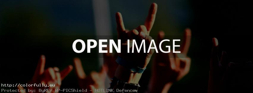 music-rock-sign-hand-up-facebook-cover