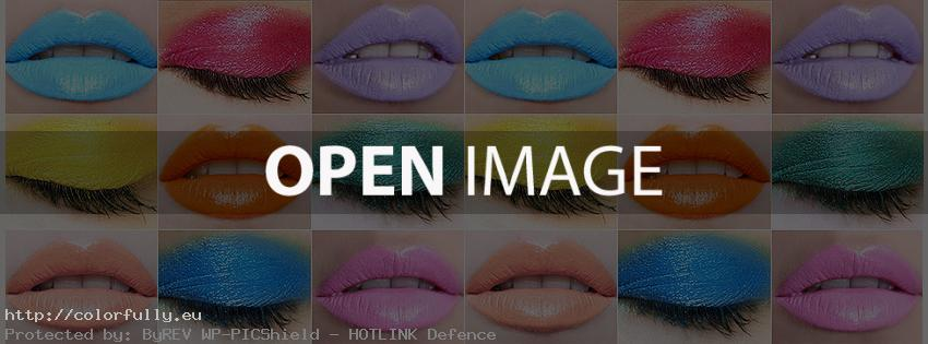 colorful-makeup-lips-eyes-facebook-cover