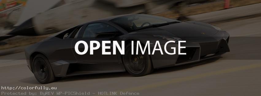Lamborghini – Facebook cover