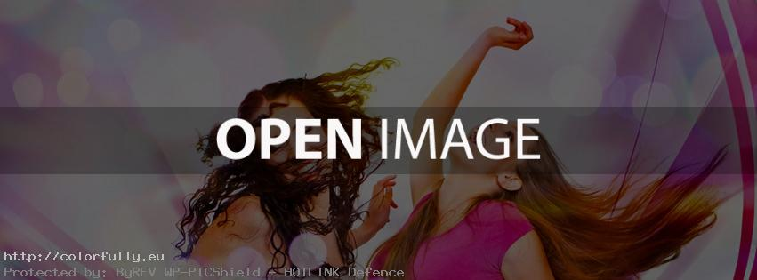 Dancing girls – Facebook cover