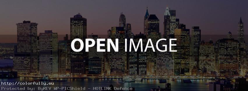New York – Facebook cover