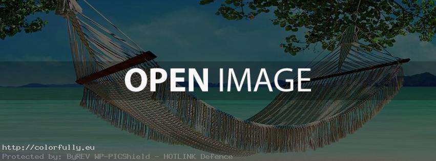Hammock – Facebook cover