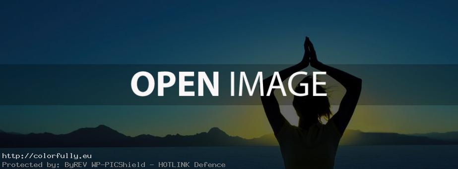 Colorfully Free Facebook Covers Yoga Pose Cover