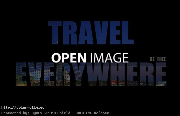 Travel everywhere