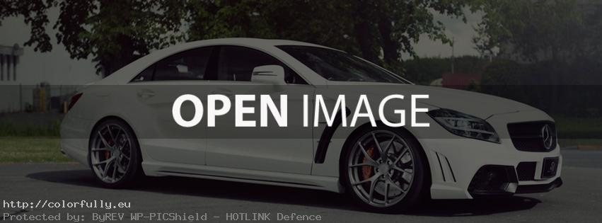 AMG Mercedes Benz – Facebook cover