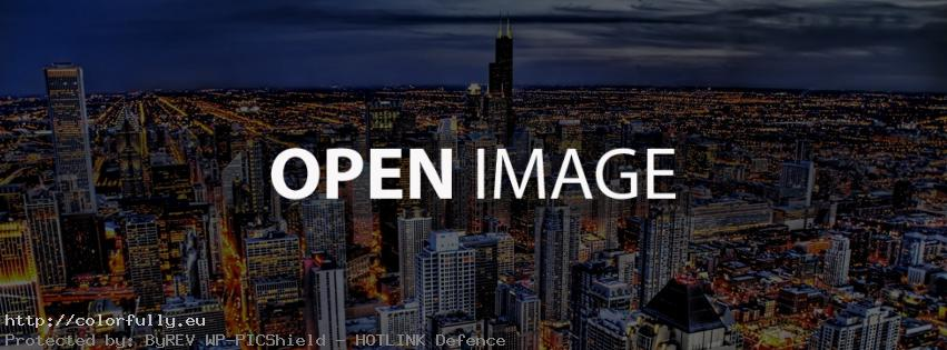 Chicago – Facebook cover
