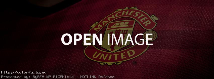 Machester United – Facebook cover