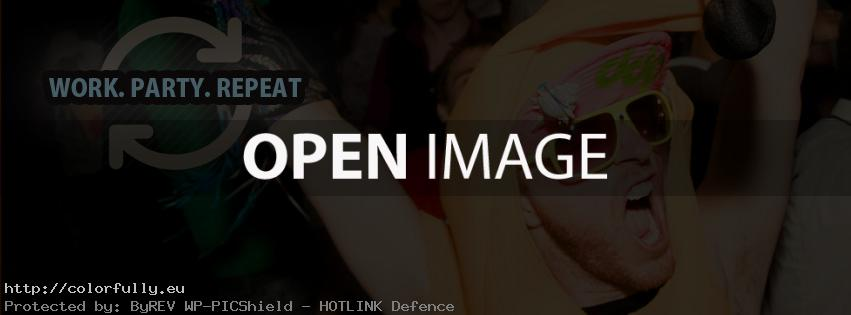 Work.Party.Repeat – Facebook cover