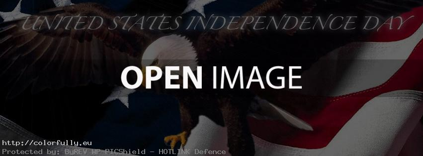 United States Independence Day – Facebook cover
