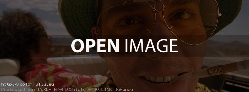 Fear and Loathing in Las Vegas – Facebook cover
