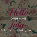 hello july roses 150x150 Hello July! Please, surpise me!